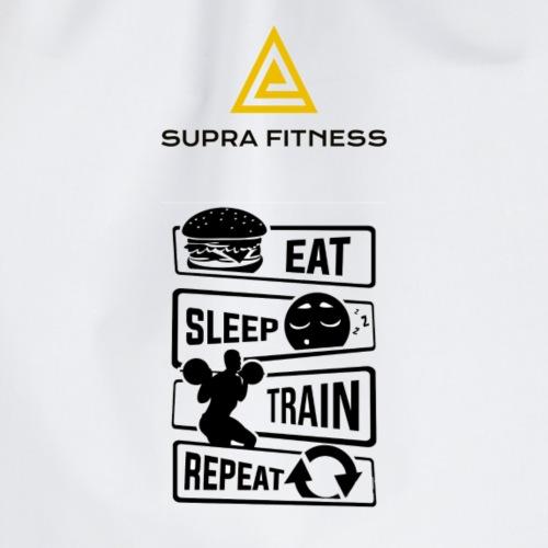 Metodo Supra Fitness - Mochila saco