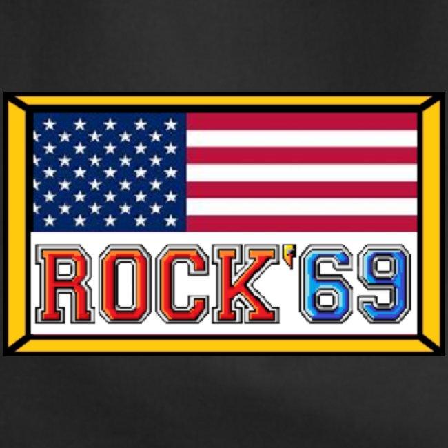 Rock 69 con Bandiera Usa