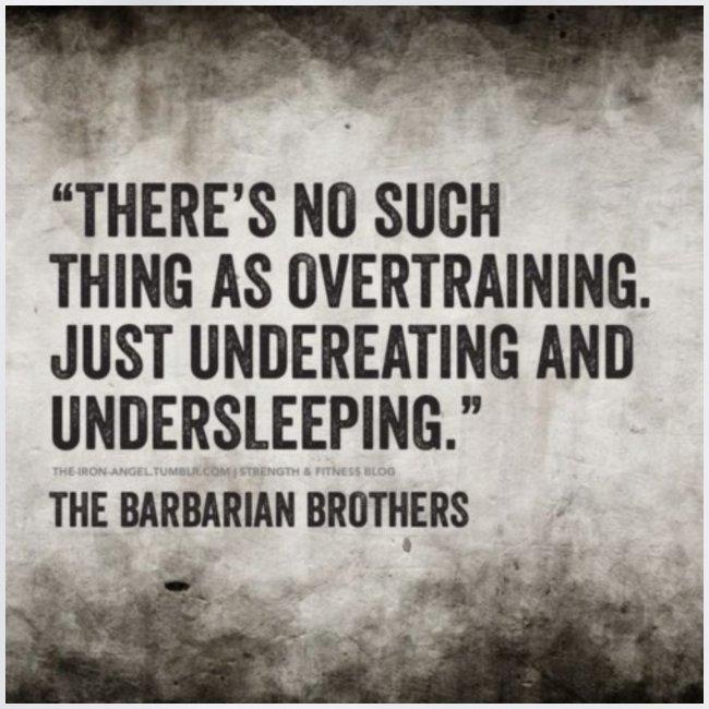 Bodybuilding citat