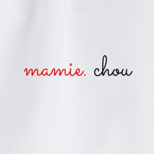 Mamie chou - Sac de sport léger