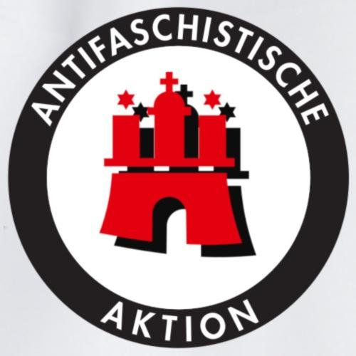 AntifaHamburg - Turnbeutel