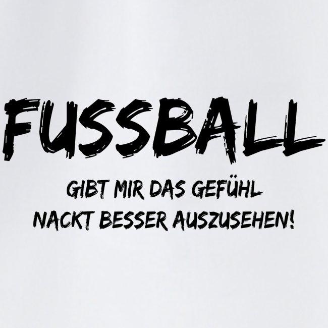Fussball Gibt Mir Das Gefuhl Geschenkidee Quotes Turnbeutel