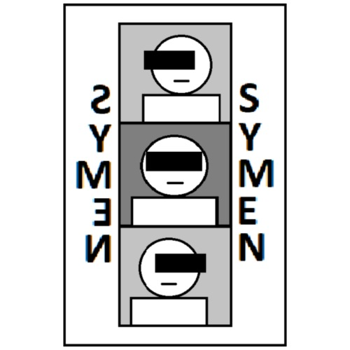 SYMEN - Gymtas