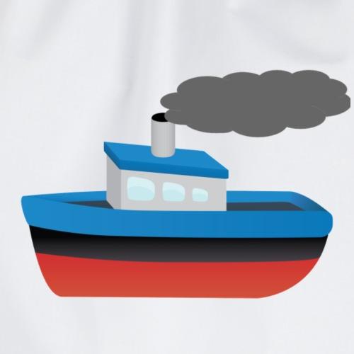 Dieseldampfer - Turnbeutel