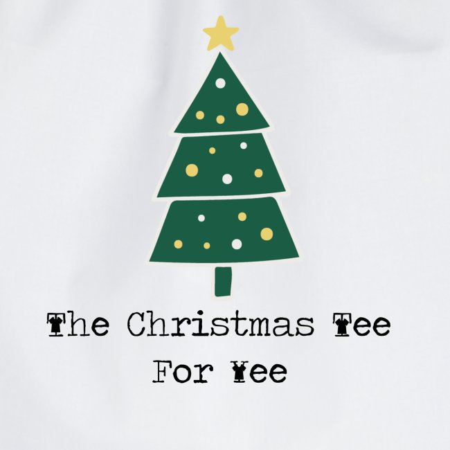 Christmas Tree For Yee