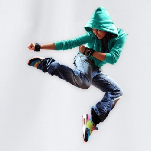 Hip hop dancer - Sac de sport léger