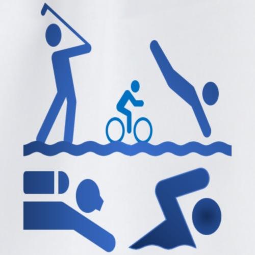 sports 2 - Turnbeutel