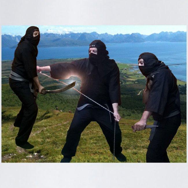 Chasvag ninja