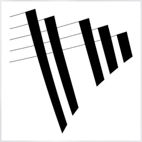 Klavierschule Hiddenhausen WS - Turnbeutel