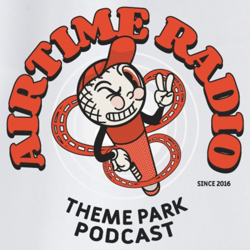 airtime radio logo 2020 - Turnbeutel