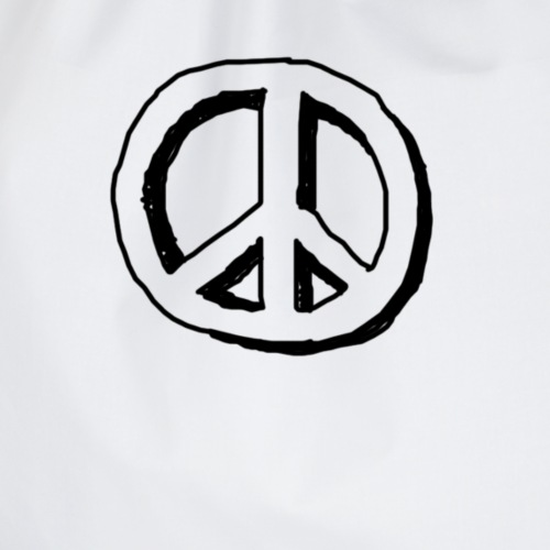Peace - Turnbeutel