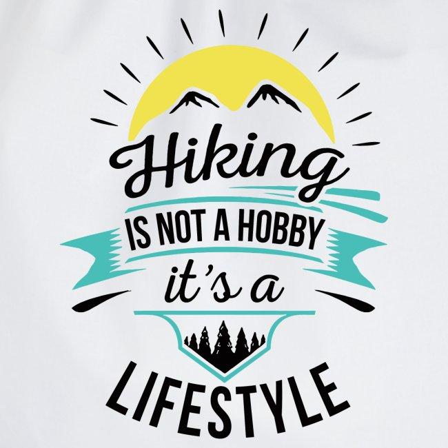Wandern ist kein Hobby, es ist ein Lifestyle