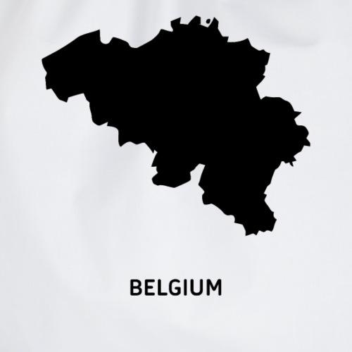 Europa Symbol Land Belgien Silhouette Staat - Turnbeutel