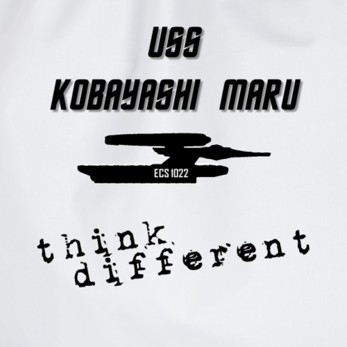 Think Different KM - Sacca sportiva
