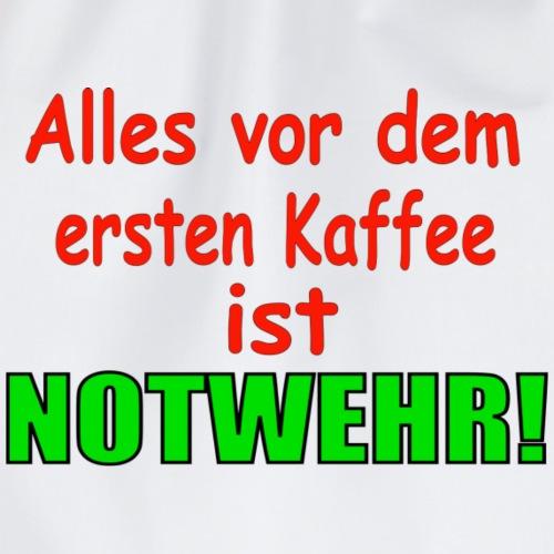 Notwehr - Turnbeutel
