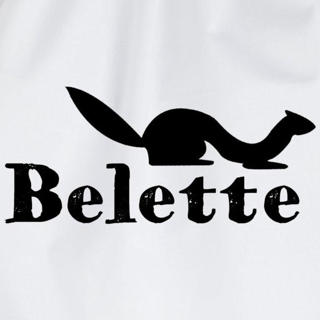 T-shirt Belette simple