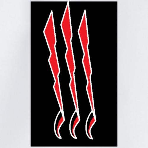 Black Scar - Turnbeutel