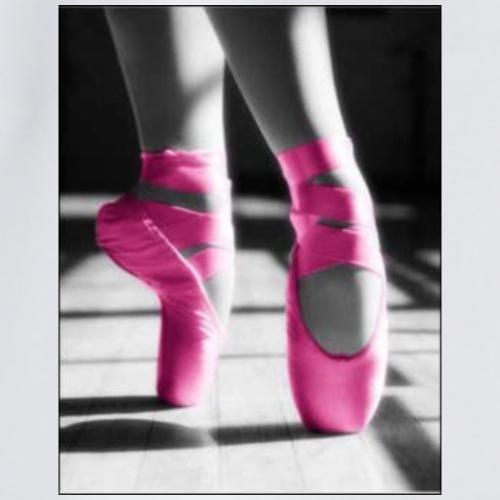 Chaussons roses - Sac de sport léger