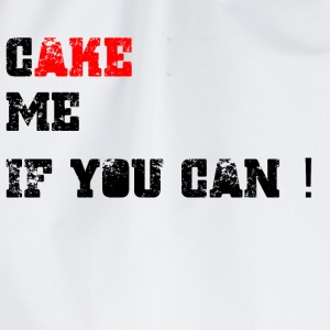 Cake_me_if_you_can - Sacca sportiva