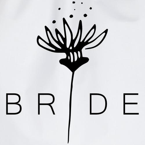Bride Flower - Turnbeutel