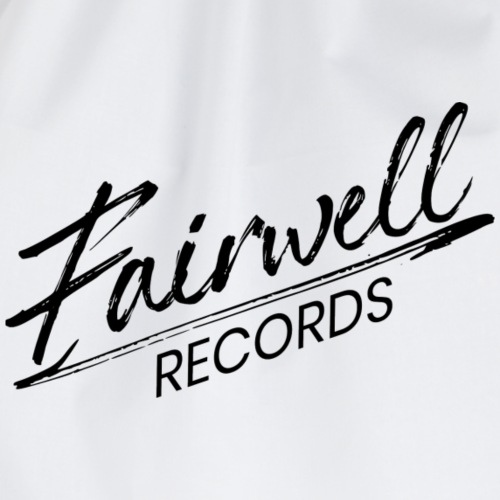 Fairwell Records - Black Collection - Sportstaske