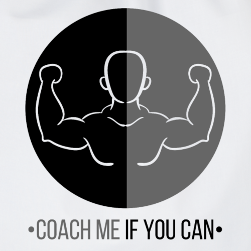 Muscle Noir/Gris - Sac de sport léger