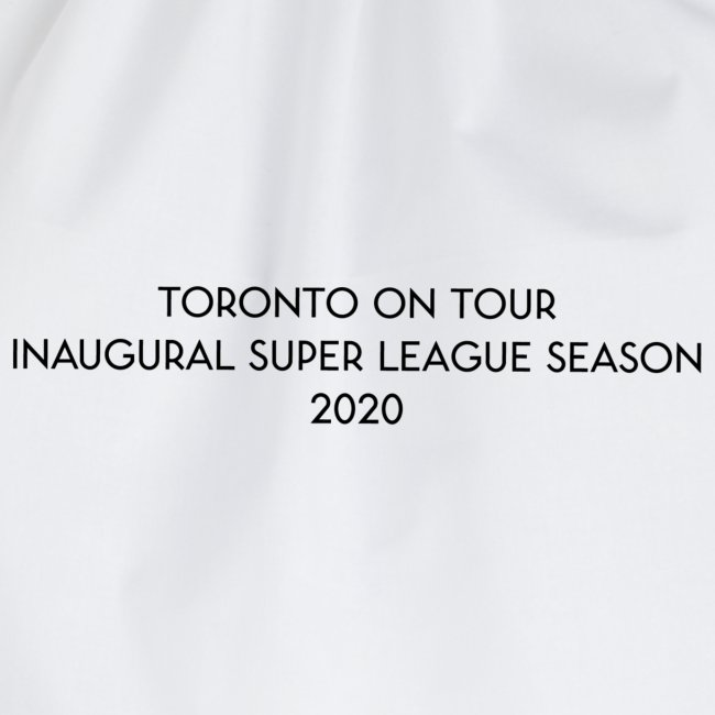 Toronto On Tour - Black