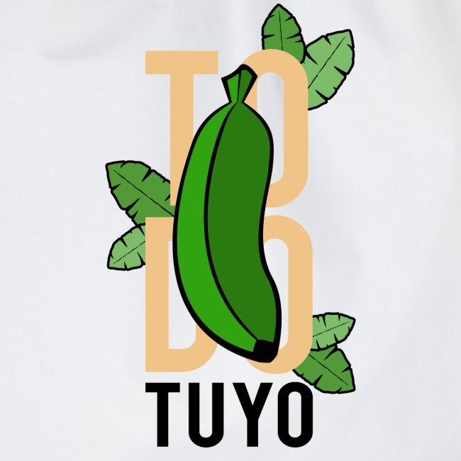 Camiseta Platanera TODO TUYO (LAVAINA)