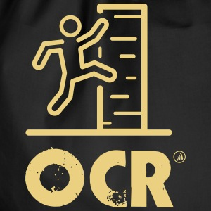 OCR - obstacle course - Drawstring Bag