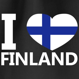 I Love Finland - Gymbag