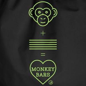 Monkey Bars - Gymtas