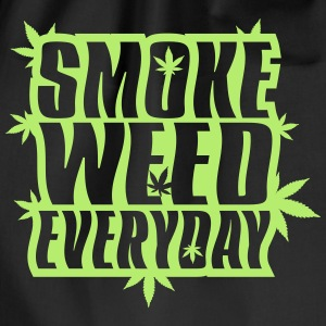 SMOKE_WEED_EVERYDAY - Sac de sport léger