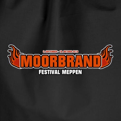 Moorbrand Festival Meppen Satire - Turnbeutel