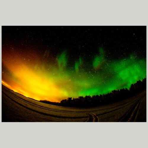 Northern Light - Turnbeutel