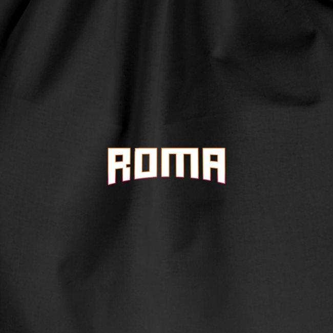 ROMA Orange Outline