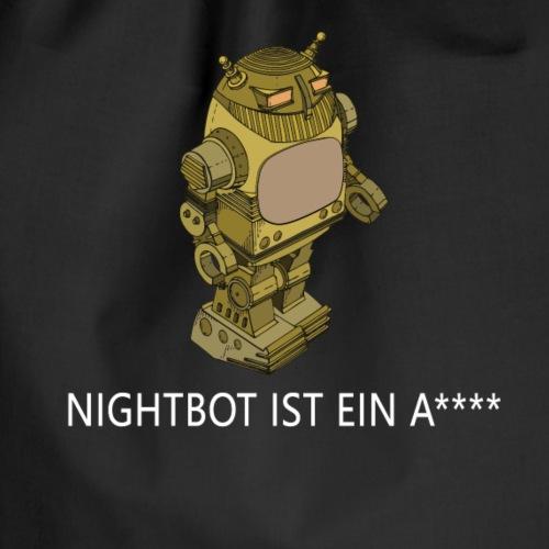 Nightbot ist ein A**** - Turnbeutel