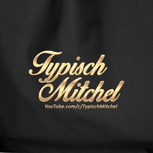 Gouden Logo - Gymtas