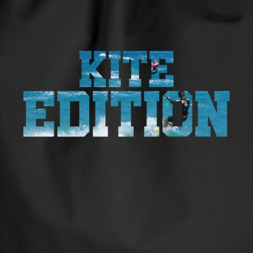 Kite Edition - Kite Surfer #2 - Turnbeutel