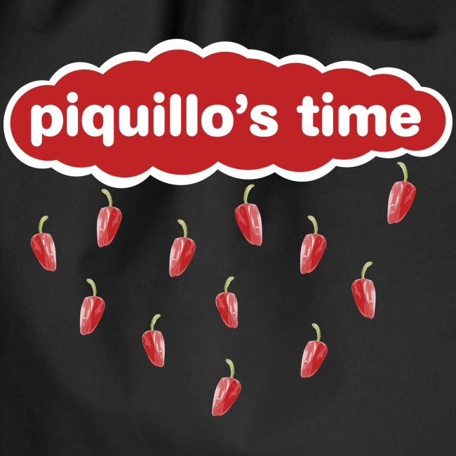 Piquillo's time