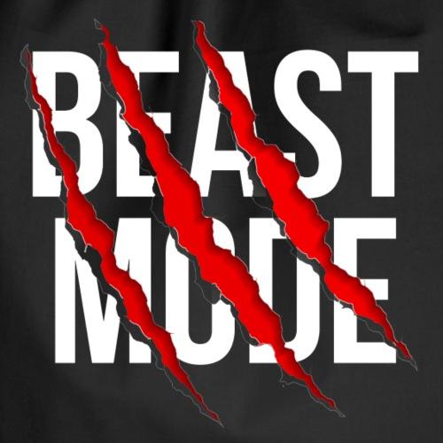 Beast Mode - Turnbeutel