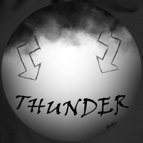 Thunder - Turnbeutel