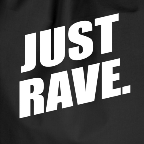 Just Rave - Turnbeutel