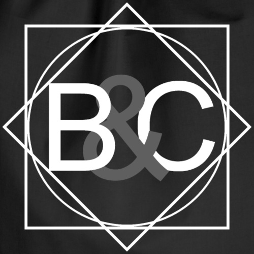 B&C Twisted White - Turnbeutel