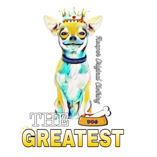 THE GREATEST DAS Motiv für den Hundefreund