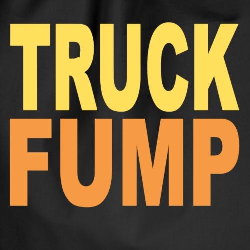 Truck Fump - Version 2 - Turnbeutel