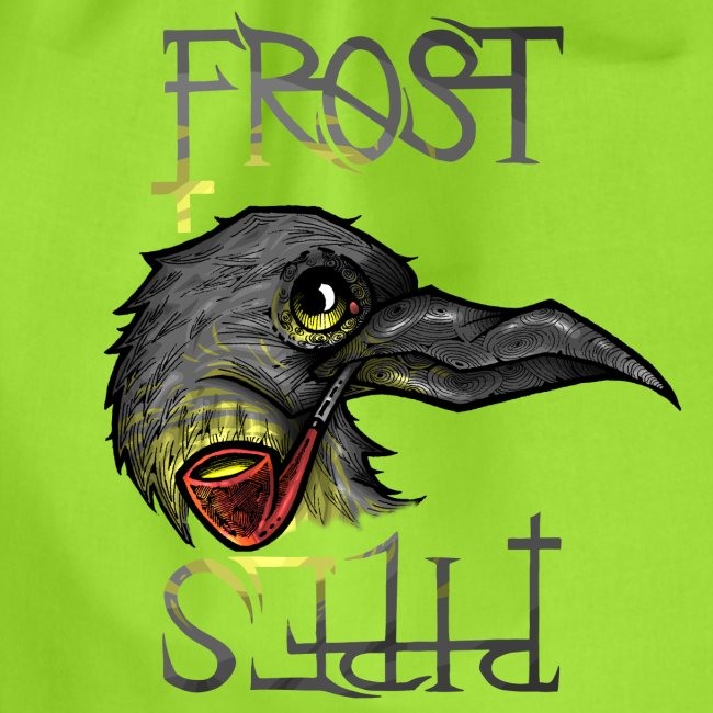 Frost Pipes Crow