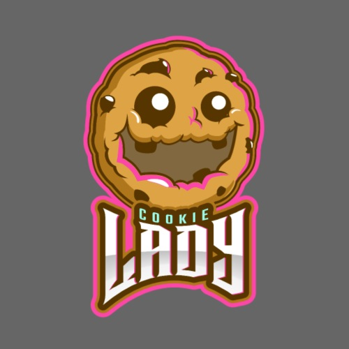 Cookie Lady - Gymtas