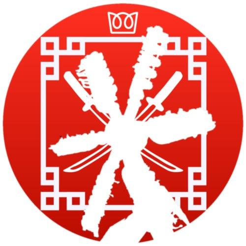 Samurai - Drawstring Bag