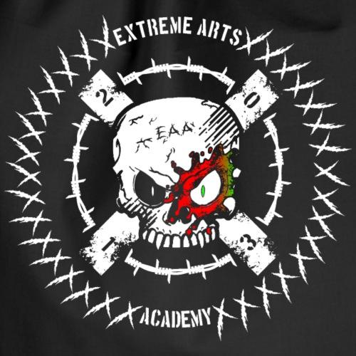 Extreme Arts Academy Vereins-Logo - Turnbeutel