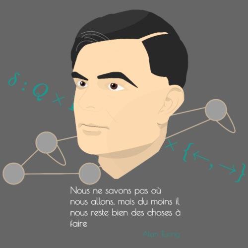 Alan Turing - Sac de sport léger